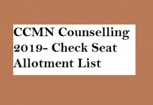 CCMN Counselling 2019