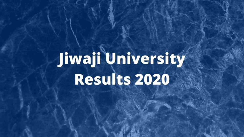 Jiwaji University Results