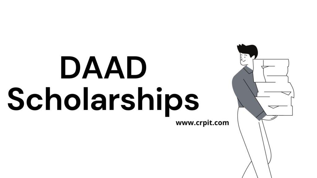 DAAD Scholarships In Germany